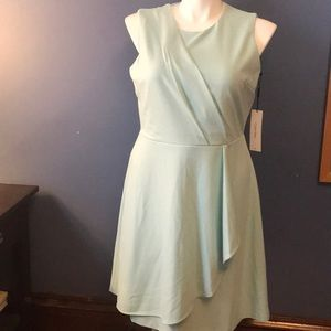 Calvin Klein mint green dress NWT, size 14